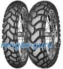 Mitas E-07+ ( 170/60B17 TL 72T takapyörä, M+S-merkintä, kumiseos Dakar ) Moottoripyörän renkaat