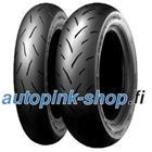 Dunlop TT 93 GP ( 120/70-12 TL 51L takapyörä, etupyörä ) Moottoripyörän renkaat