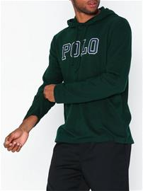 Polo Ralph Lauren Long Sleeve Jersey T-Shirt Puserot Green