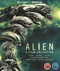 Alien 1-6 (Blu-Ray), elokuva