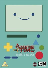 Adventure Time: Kausi 3, TV-sarja