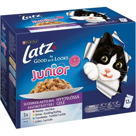 Latz As good as it looks Junior - 12 x 100 g