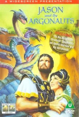 Taistelu kultaisesta taljasta (Jason and the Argonauts), elokuva