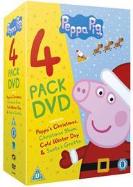 Peppa Pig: The Christmas Collection box set, TV-sarja