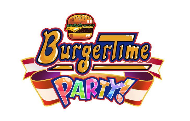 Burgertime Party!, Nintendo Switch -peli