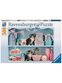 Ravensburger Kittens & cupcakes - 500p