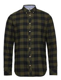 Blend Shirt Paita Rento Casual Vihreä Blend FOREST NIGHT GREEN