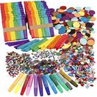 DIY Kit - Glitter & Wood Sticks Mega Set (97435)