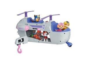 Ryhmä Hau (Paw Patrol) Ultimate Air Rescue Helicopter