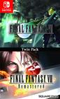 Final Fantasy 7 (VII) + Final Fantasy 8 (VIII) Remastered, Nintendo Switch -peli