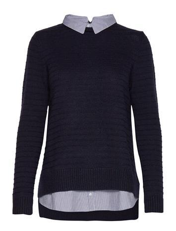 Esprit Casual Sweaters Neulepaita Sininen Esprit Casual NAVY