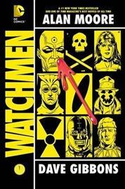 Watchmen (Alan Moore), kirja