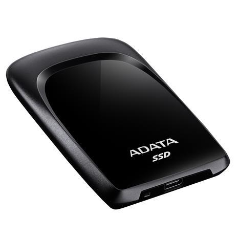 Adata SC680 (480 GB, USB 3.2 Type-C) ASC680-480GU32G2, ulkoinen SSD-kovalevy
