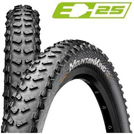 "Continental Mountain King 2.6 Performance Taitettava rengas 27.5x2.60"""" TL-Ready E-25, black"