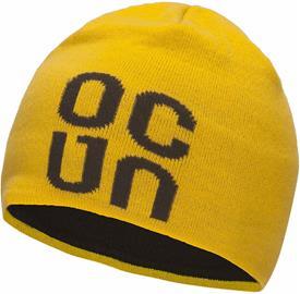 Ocun Logo Hat, golden yellow