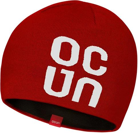 Ocun Logo Hat, red