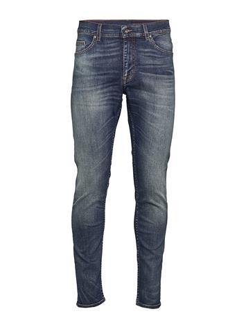 Tiger of Sweden Jeans Evolve Tiukat Farkut Sininen Tiger Of Sweden Jeans DUST BLUE