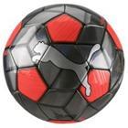 PUMA One Strap Jalkapallo - Hopea/Punainen