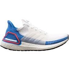 adidas Ultra Boost 19 - Valkoinen/Sininen Nainen