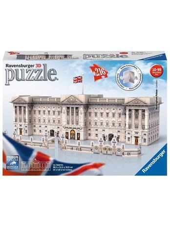 Ravensburger 3D Puzzle Buckingham Palace (12524) palapeli