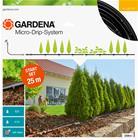 Gardena Micro-Drip (13011-20) M (25 m), maanpäällinen tippukasteluletkusarja