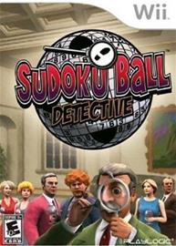 Sudokuball Detective, Wii -peli