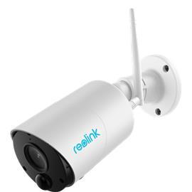 Reolink Argus Eco, akkukäyttöinen langaton kamera ulkokäyttöön