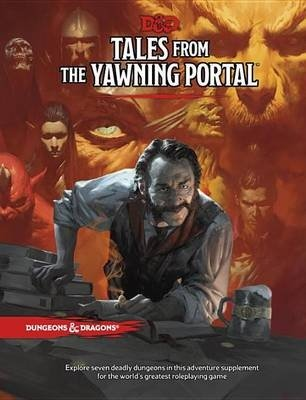 Tales from the Yawning Portal (Wizards RPG Team), kirja