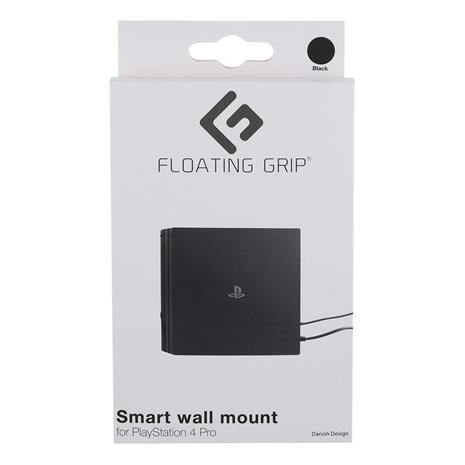 Floating Grip Pro Wall Mount, PS4 -seinäteline
