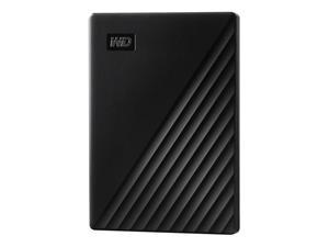 WD My Passport (1 TB, USB 3.0) WDBYVG0010BBK, ulkoinen kovalevy