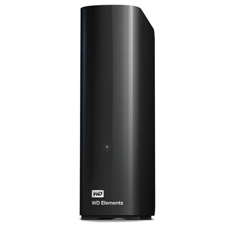 Western Digital WD Elements (12 TB, USB 3.0) WDBWLG0120HBK, ulkoinen kovalevy