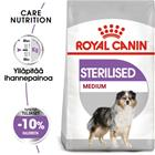 Royal Canin Medium Adult Sterilised - 10 kg