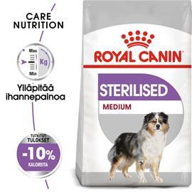Royal Canin Medium Adult Sterilised - 10 kg