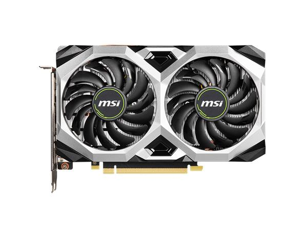 MSI GeForce GTX 1660 SUPER VENTUS XS OC 6 GB, PCI-E, näytönohjain