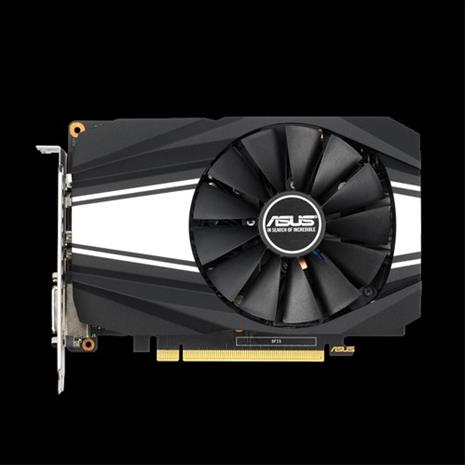 ASUS GeForce GTX 1660 SUPER Phoenix OC 6 GB, PCI-E, näytönohjain