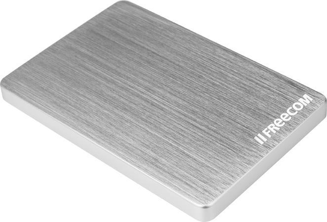 Freecom mSSD Mobile Drive Metal Slim 3.1 (480 GB, USB 3.1) 56412, ulkoinen SSD-kovalevy