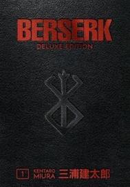 Berserk Deluxe Volume 1 (Kentaro Miura), kirja