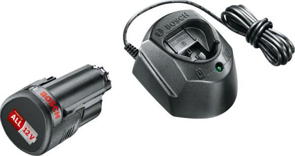 Bosch PBA 12V 1x1,5Ah + GAL 1210 CV (1600A01L3D), aloituspaketti