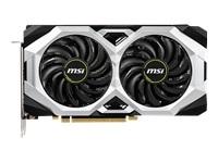 MSI GeForce RTX 2060 Super Ventus GP OC 8 GB, PCI-E, näytönohjain