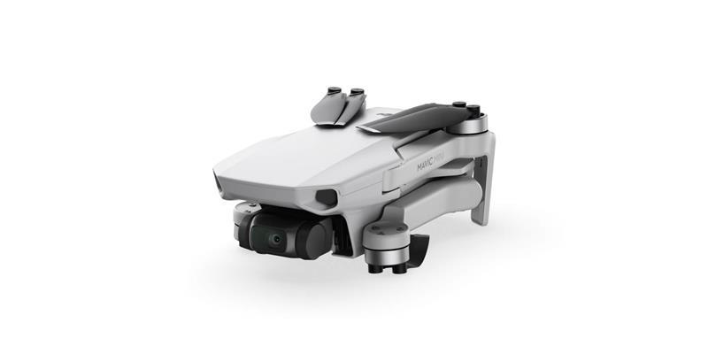 DJI Mavic Mini, kuvauskopteri
