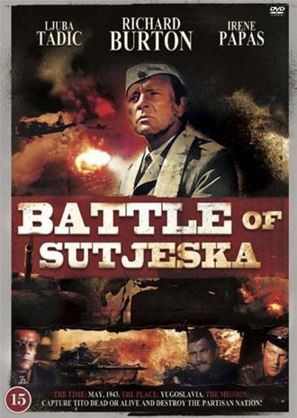 Viides hyökkäys (The Battle of Sutjeska, 1973), elokuva