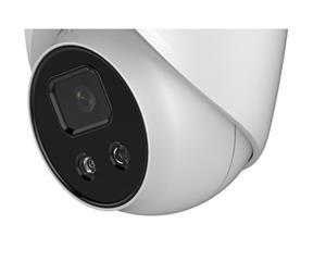 Hikvision 2 MP AcuSense IR Fixed Turret Network Camera DS-2CD2326G1-I(2.8MM), videovalvontakamera