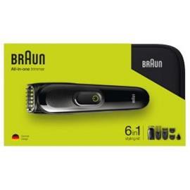 Braun Multi Grooming Kit MGK3921 6in1, monitoimitrimmeri