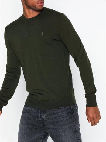Polo Ralph Lauren Merino Sweater Puserot Green