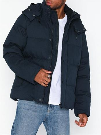 Calvin Klein Mid Length Fake Down Takit Navy