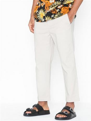 Only & Sons onsLINUS Wide Leg Cropped Md 2993 Housut Offwhite