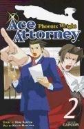 Phoenix Wright: Ace Attorney, Volume 2 (Kenji Kuroda), kirja