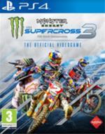 Monster Energy Supercross 3, PS4 -peli