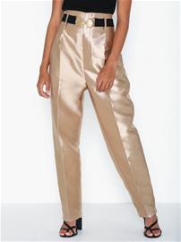 NLY Trend Shimmery Belted Pants