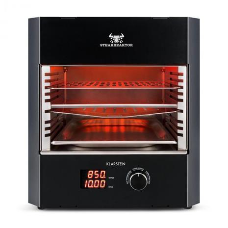 Klarstein Steakreaktor Pro, sisägrilli